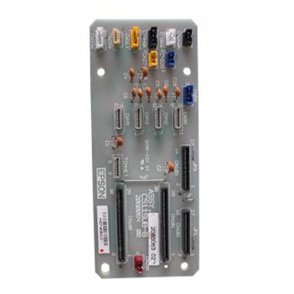 f8657ee9db34 Pro 4880 Epson Stylus Right Junction Board(C511-SUB-B Board) New ...
