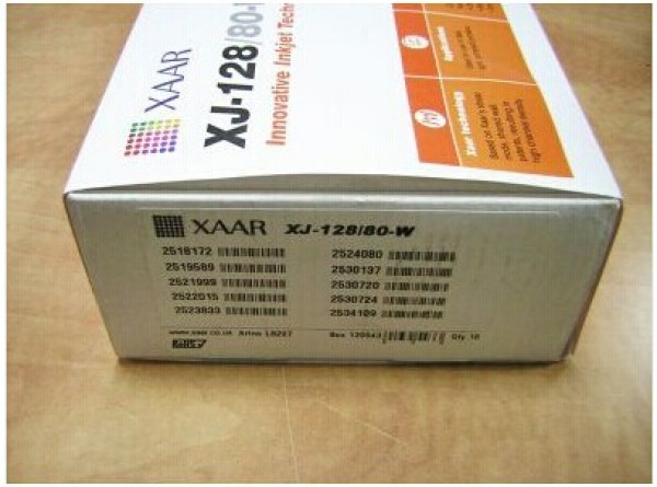 Original (Purple) XAAR 128/80pl-W Printhead