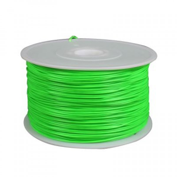 Desktop 3D Printer Green ABS Filament 3D Printing Materials