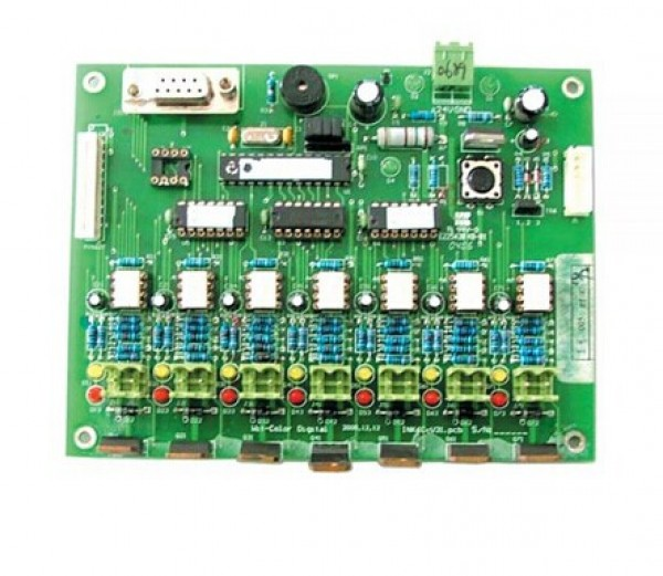 720 WIT-COLOR high quality Controller Board Ink Supply