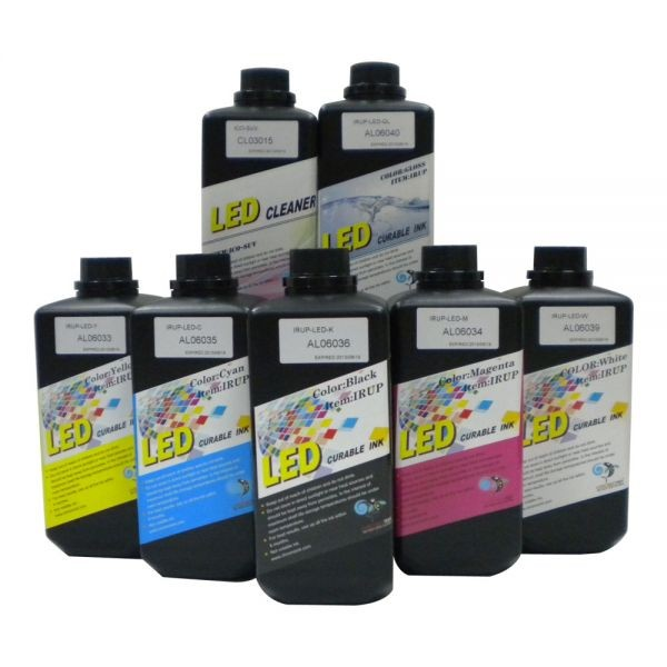 CRM Flat and Soft UV Curable Ink