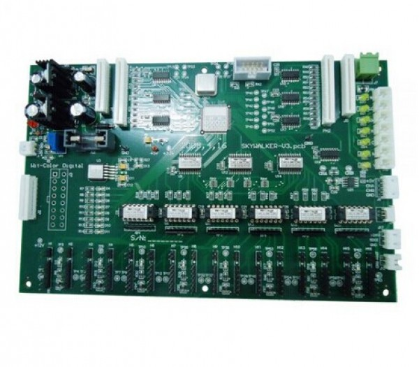 Ultra1000 WIT-COLOR high quality Carriage Control Board