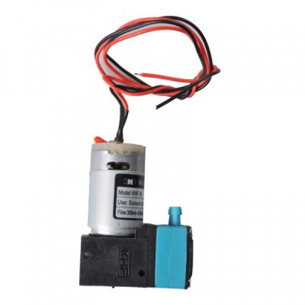 (300-400ml/min) DC24V/7W Big Ink Pump for Zhongye Printers