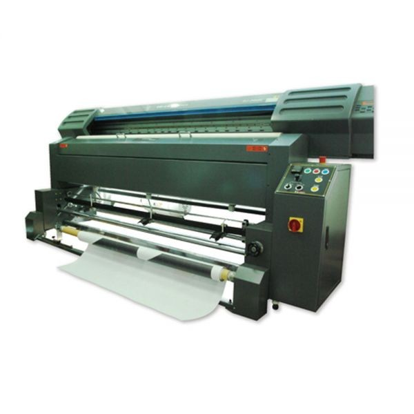 1850mm Direct Dye Sublimation Heater Color Banner Printers