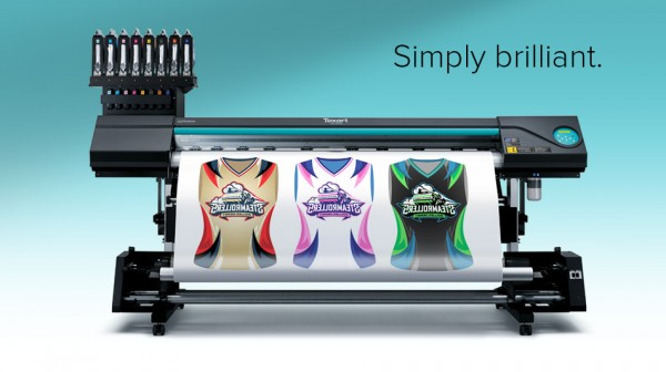Roland Exart™ RT-640 Dye Sublimation Printer