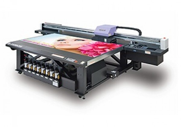 51''*98''(130cm*250cm) Mimaki JFX200-2513 Large Format UV Flatbed Printer