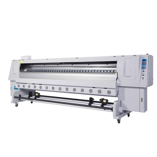 10ft (3.2m) S3204 Large Format Solvent Printer with Seiko/Spt510-35pl Printhead Printers