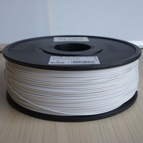 WERCAN 3D FILAMENT HIPS WHITE
