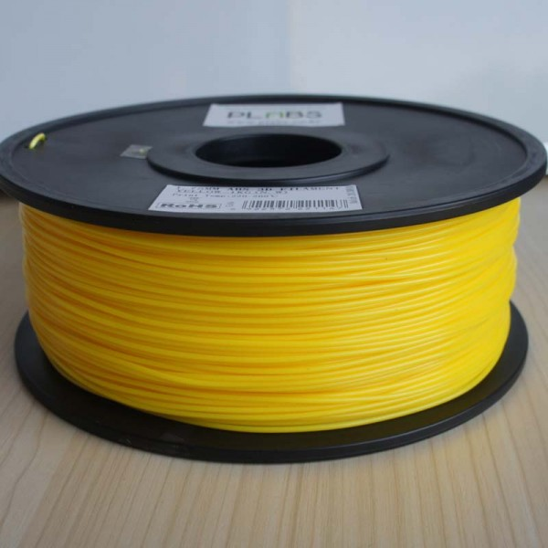 WERCAN 3D FILAMENT HIPS YELLOW