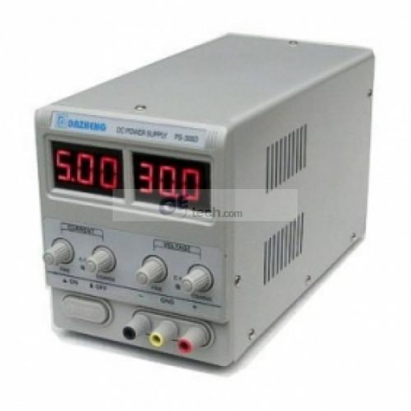 Lab PS305D Variable 30V 5A DC Power-Supply