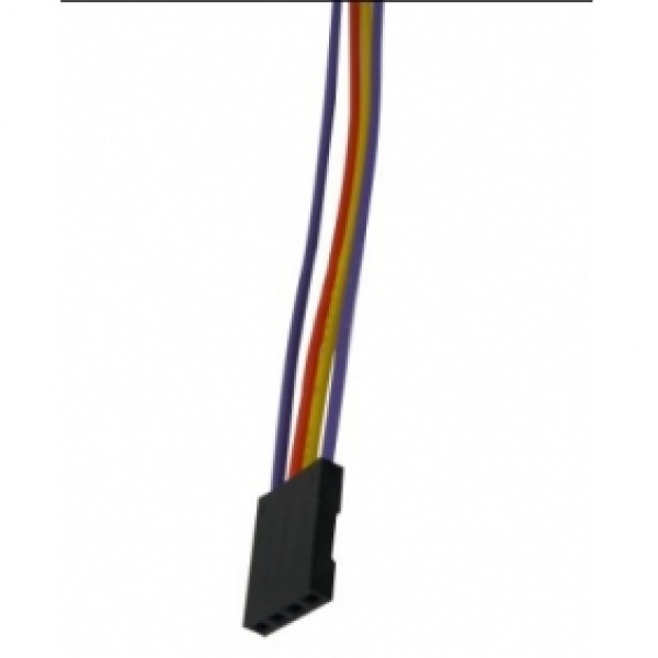 10pcs 4pin M/F Jumper Wires