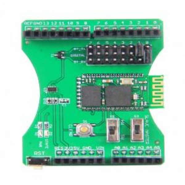 Stackable Bluetooth Shield for iduino & arduino