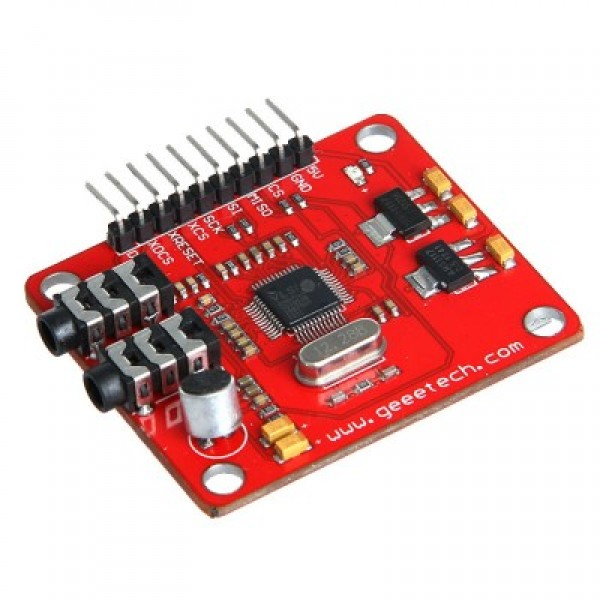 VS1053 MP3 breakout board [SD card slot]