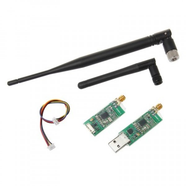 XZN 433MHZ 915MHZ 3DR Radio Telemetry Kit