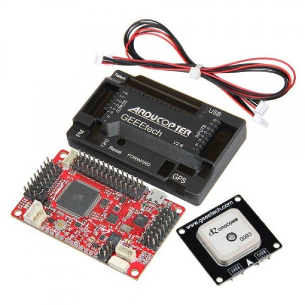 XZN APM 2.6 Flight Controller Board with LEA-GPS