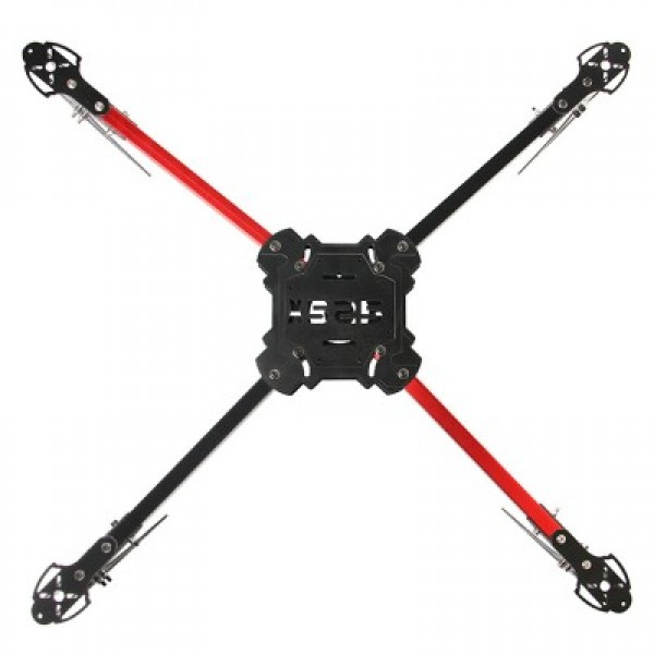 XZN MK KK X525 V3 QuadCopter Folding Frame Friber Glass MultiCop