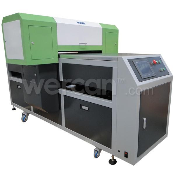 24''*59''(60cm*150cm) A1 ED6015UV LED UV Flatbed Printer (DX5 Printhead)