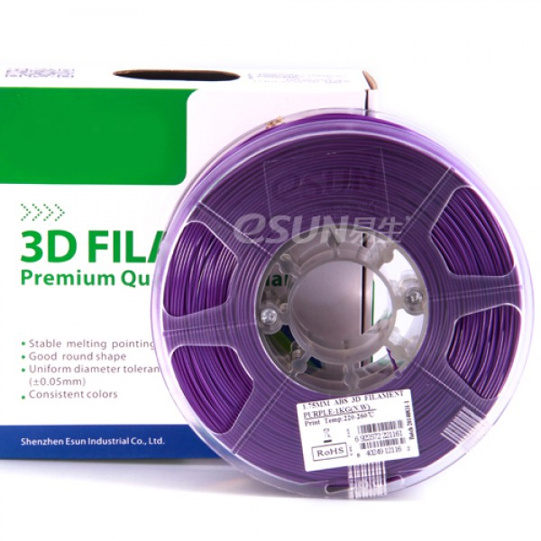WERCAN 3D FILAMENT ABS PURPLE