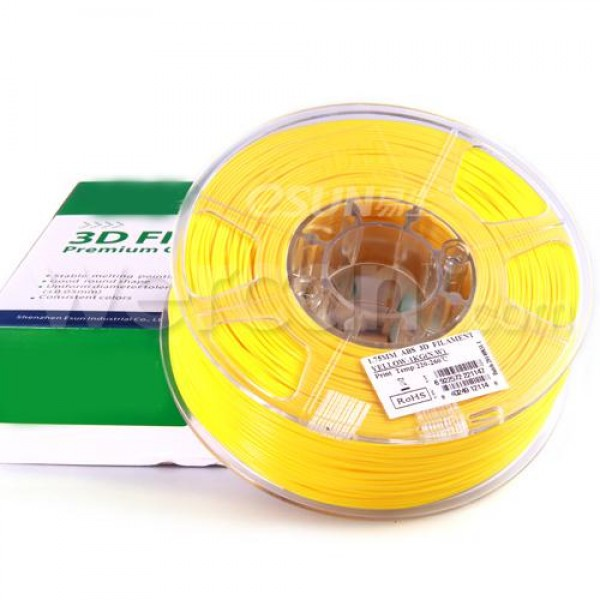 WERCAN 3D FILAMENT ABS YELLOW