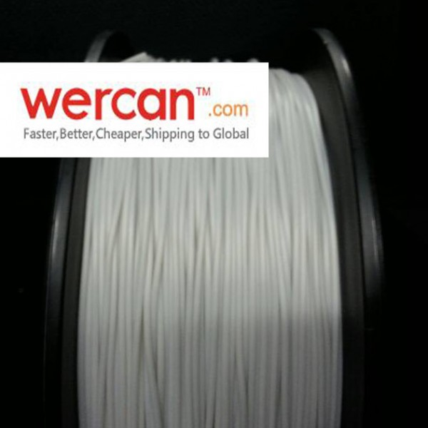 WERCAN 3D FILAMENT FLEXIBLE WHITE