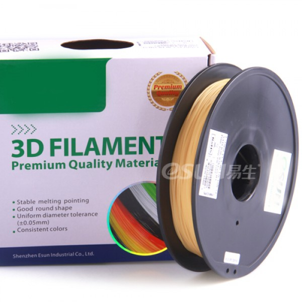 WERCAN 3D FILAMENT PVA(water soluble support) NATURAL
