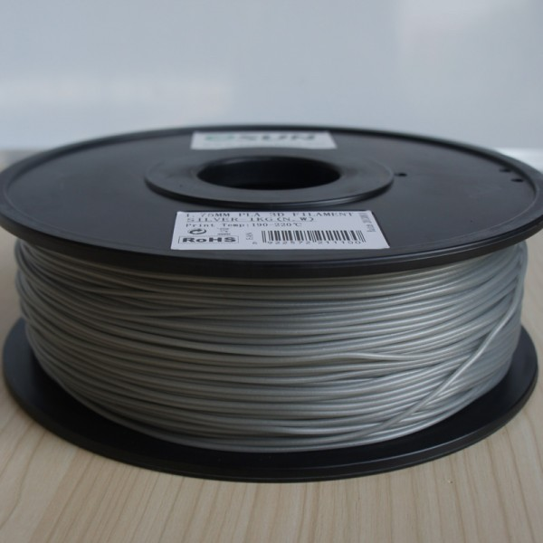 WERCAN 3D FILAMENT PLA SILVER