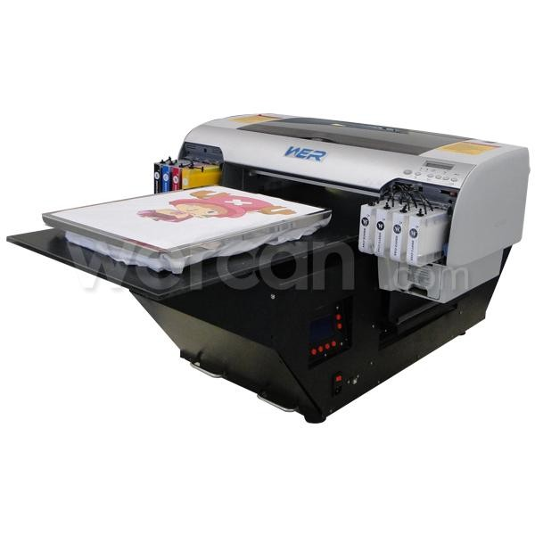 16.5''*35''(42cm*90cm) A2 D4880T DTG&T-Shirt Printer