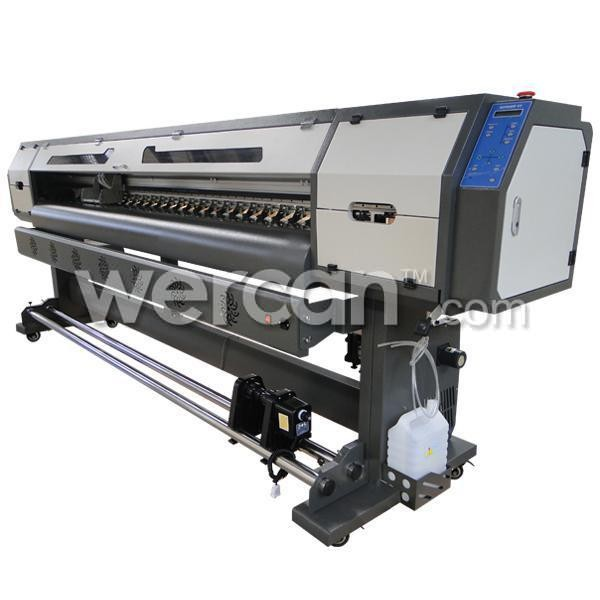 8.3ft (2.5m) ES2501 Eco Solvent Printer with DX5 Printhead