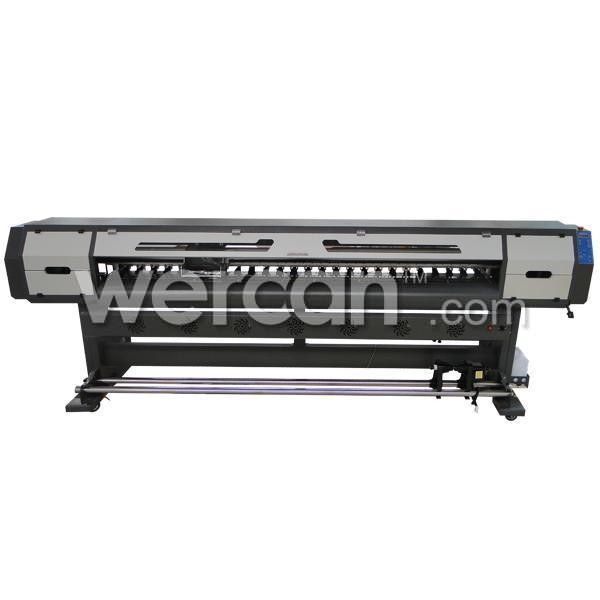 8.3ft (2.5m) ES2502 Eco Solvent Printer with DX5 Printhead
