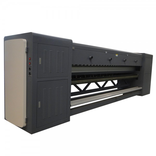 10ft (3.2m) SD3408 Heavy-duty Poster Banner Printer with Seiko/Spt1020-35pl Printhead Printers
