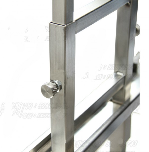 Poster Rack Holder Signboard Stand Poster Holder Silver Metal Adjustable Poster Display Stand