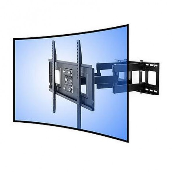 TV Wall Mount Swivel LCD LED Full Motion 40 42 48 50 55