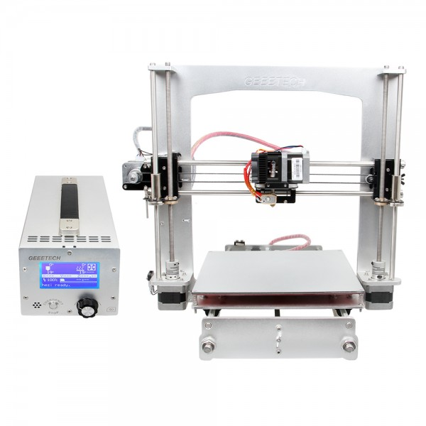 Geeetech Aluminum Prusa I3 A Pro DIY 3D printer with 3-in-1 Control Box